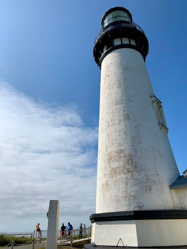 What to see on the Oregon coast - Yaquina Head Lighthouse is awesome