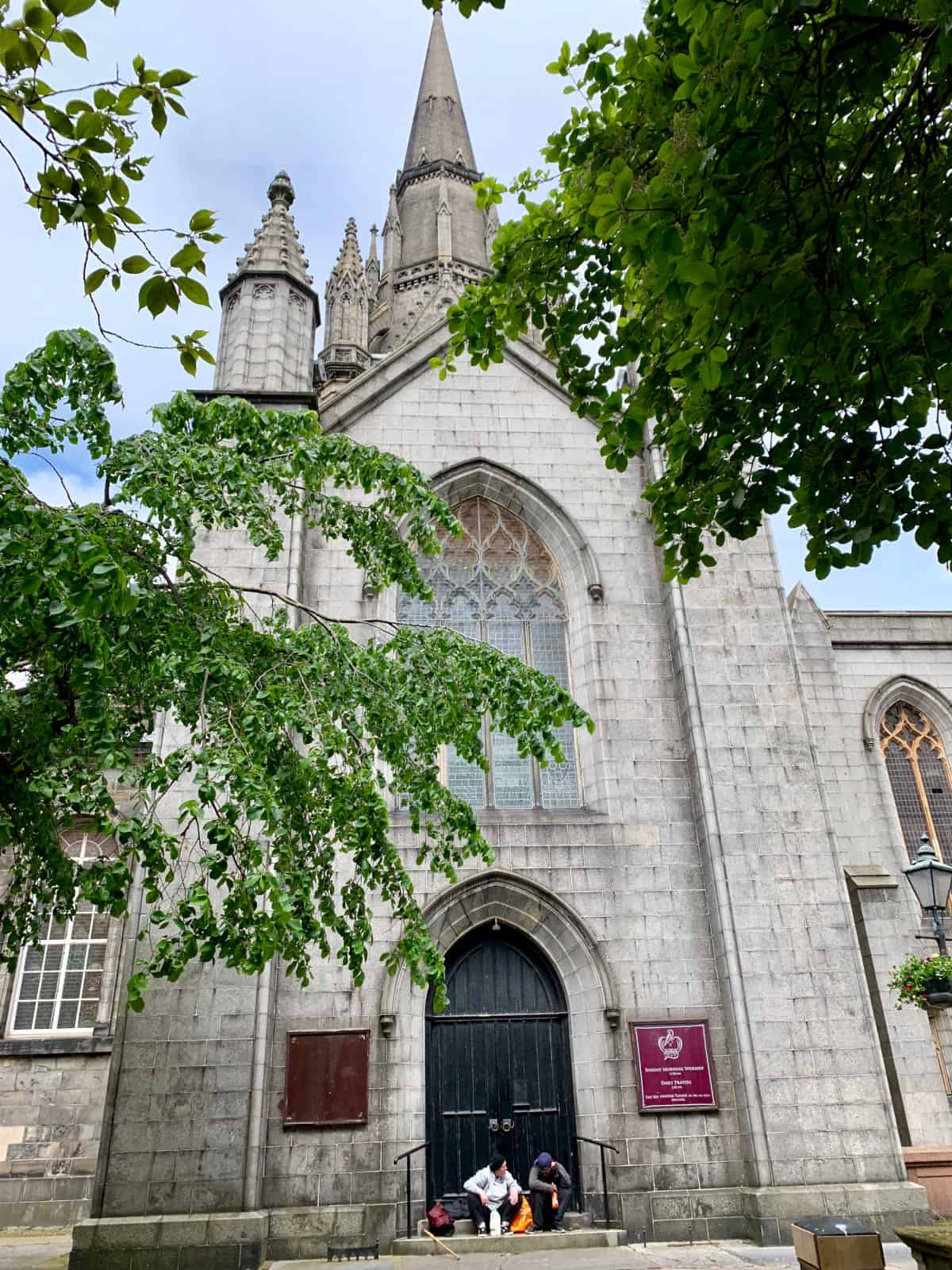 St. Nicholas Kirk is a must visit - things to do in Aberdeen