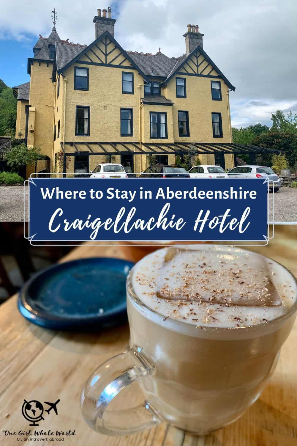 Review of the Craigellachie Hotel in Aberdeenshire, Scotland | What to expect if you stay at this lovely hotel in Scotland's Speyside region (and near many whisky distilleries)...from the cozy rooms to the amazing restaurant and more! Where to stay in Aberdeenshire, hotels in Speyside. #scotland #aberdeenshire #hotelreview