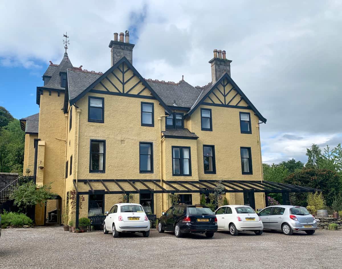 Craigellachie Hotel, Scotland