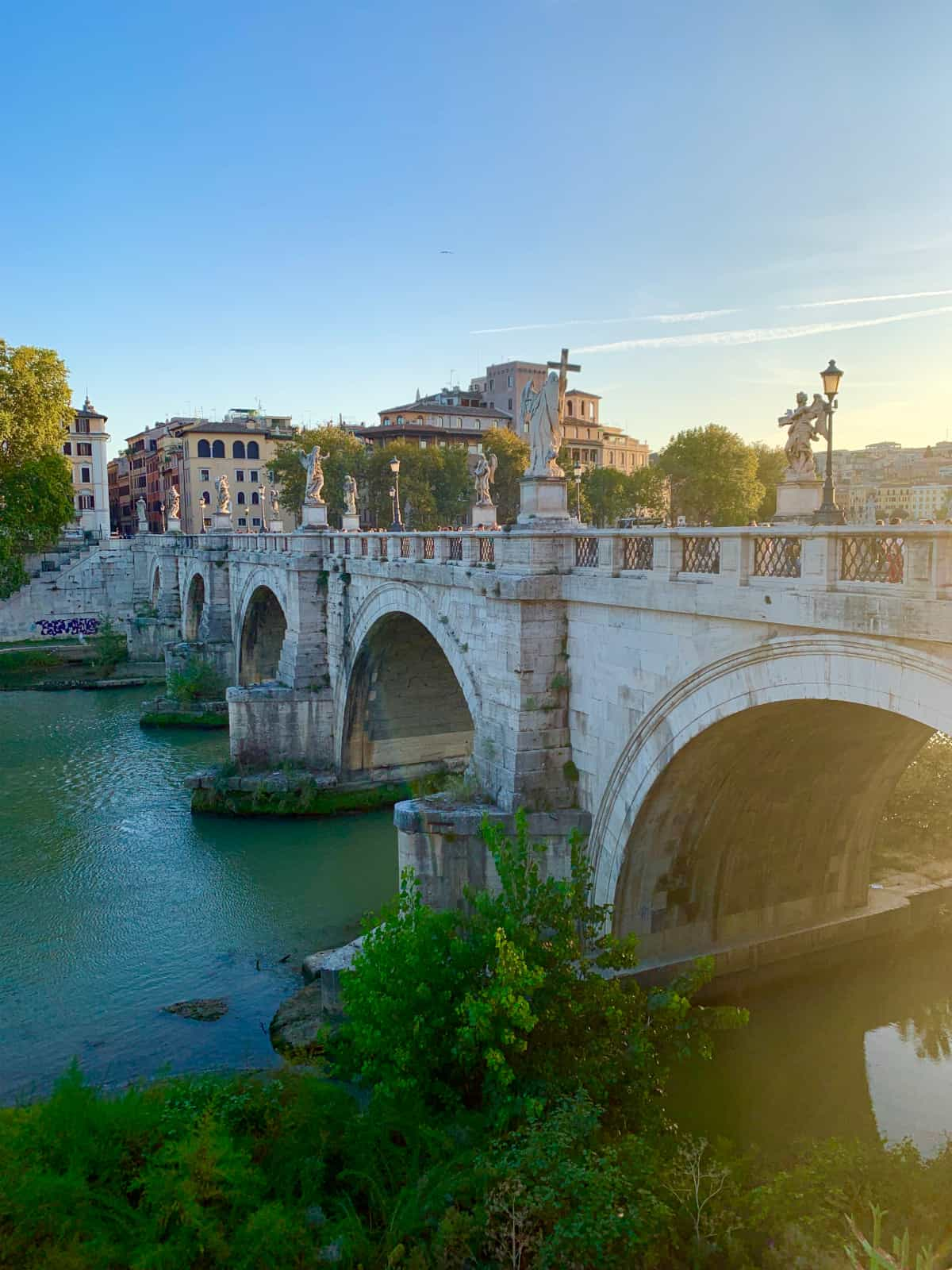 14 of the Best Photo Spots in Rome...and Best Times of Day | Rome, Italy, is one of my favorite cities, and there are endless ways to capture its beauty! From the best angles and times to capture well-known sites like St. Peter's and the Trevi Fountain, to spots people forget like the Largo di Argentina, here's a guide to my favorite spots, angles, and times of day. #rome #photography #travelguides #italy