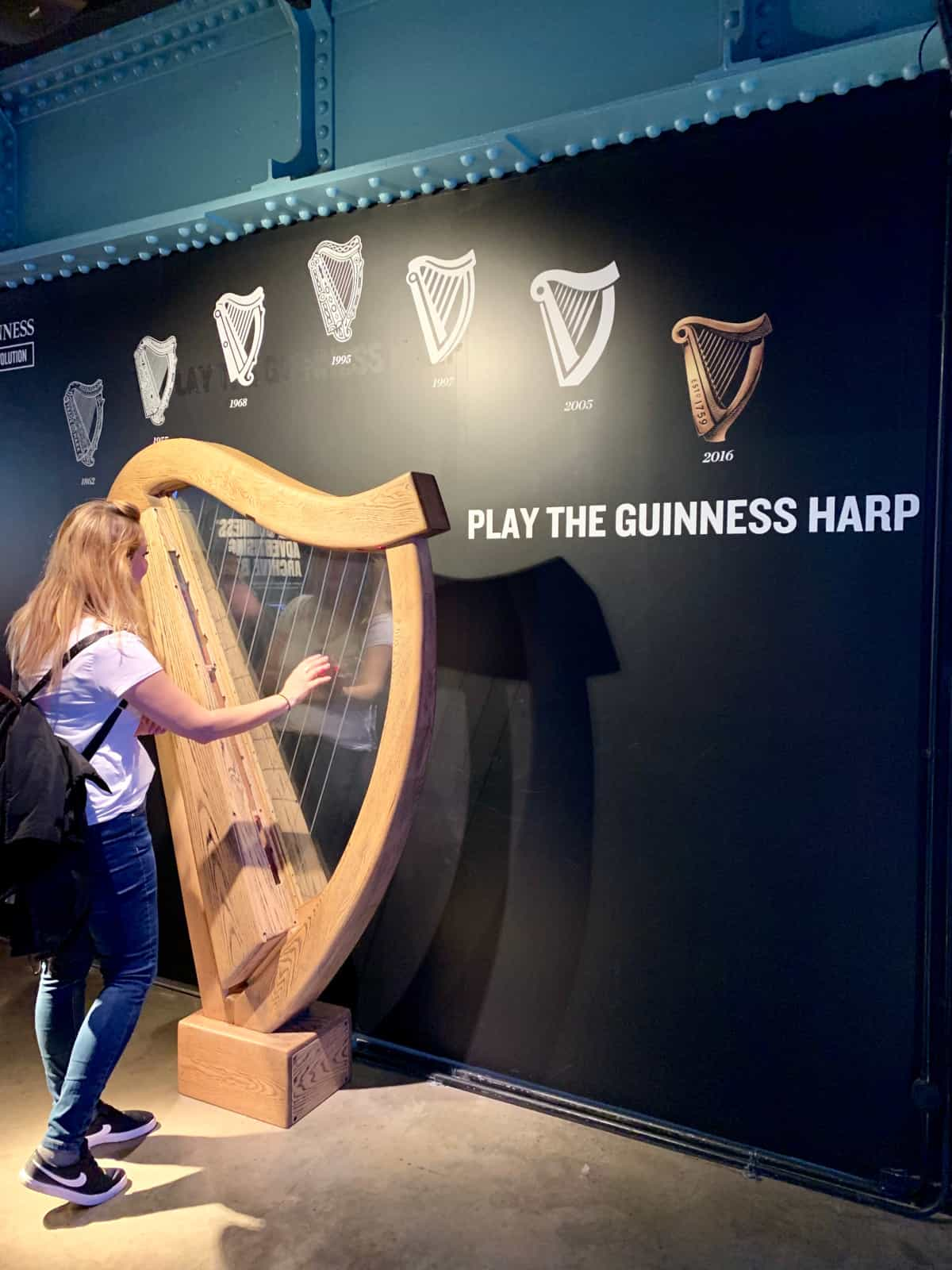 What it's like doing the Guinness tour