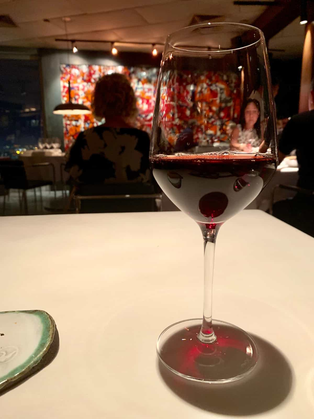 Eating at Istanbul's Mikla - a World's Top 100 Restaurant | I had a birthday dinner at Mikla in Istanbul, which sits on the World's Top 100 Restaurants list. It's a super interesting new Anatolian cuisine restaurant and a great option for a special dinner in Istanbul. #istanbul #turkey