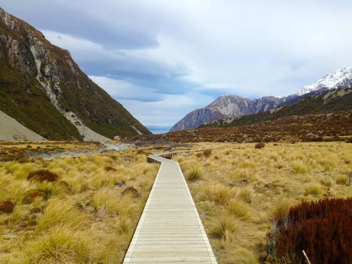 Like hobbits on a journey - ideas for a New Zealand itinerary