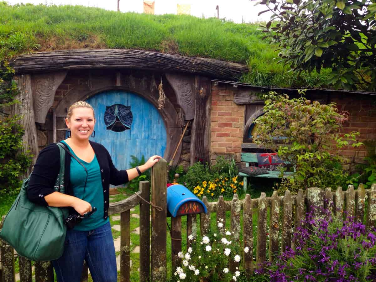 A charming visit to Hobbiton, New Zealand