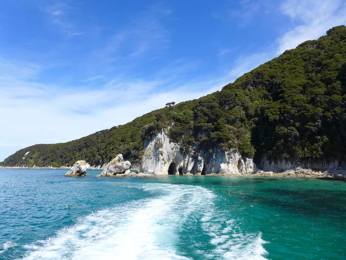 Stunning Abel Tasman National Park - a two-week New Zealand itinerary