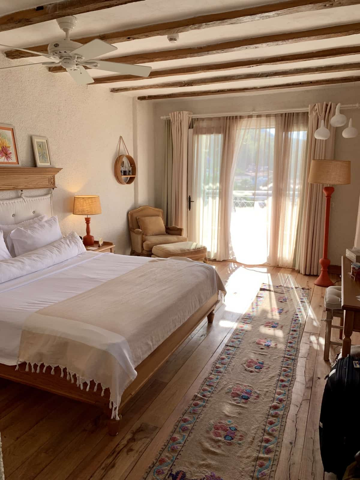 Clean and spacious rooms at Hotel Unique, Fethiye