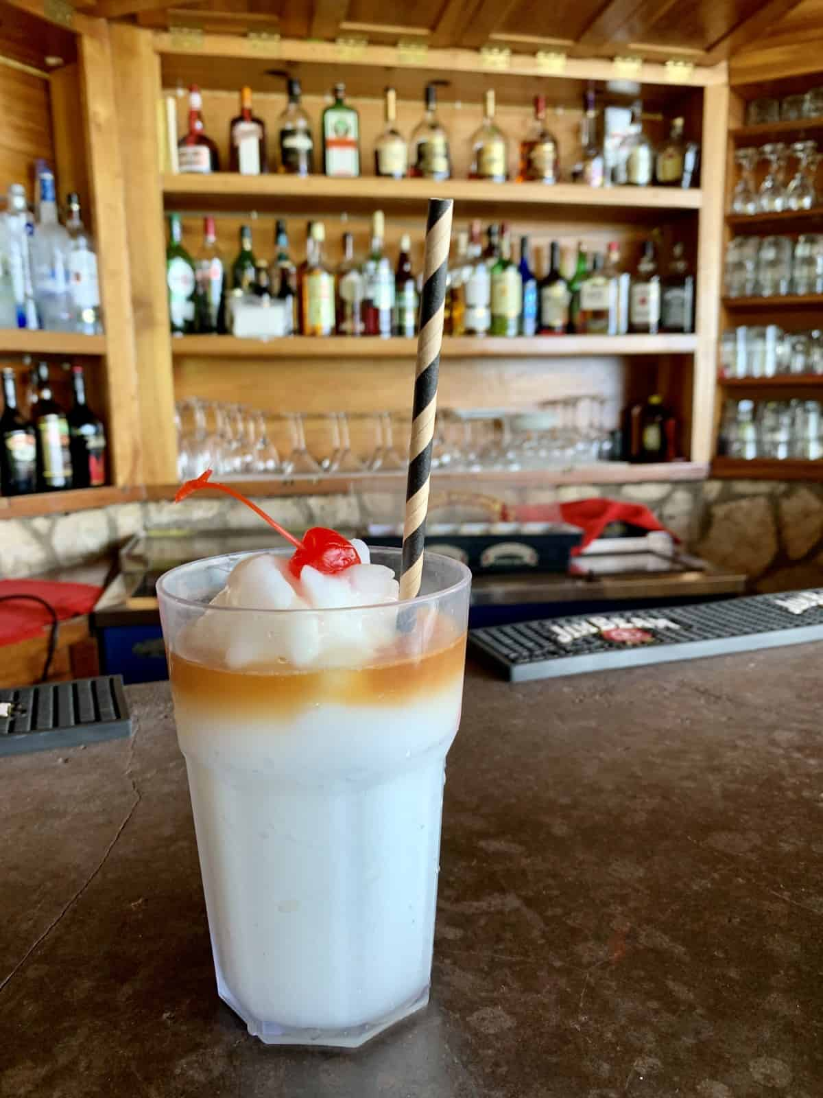 What to do in Negril...have a pina colada