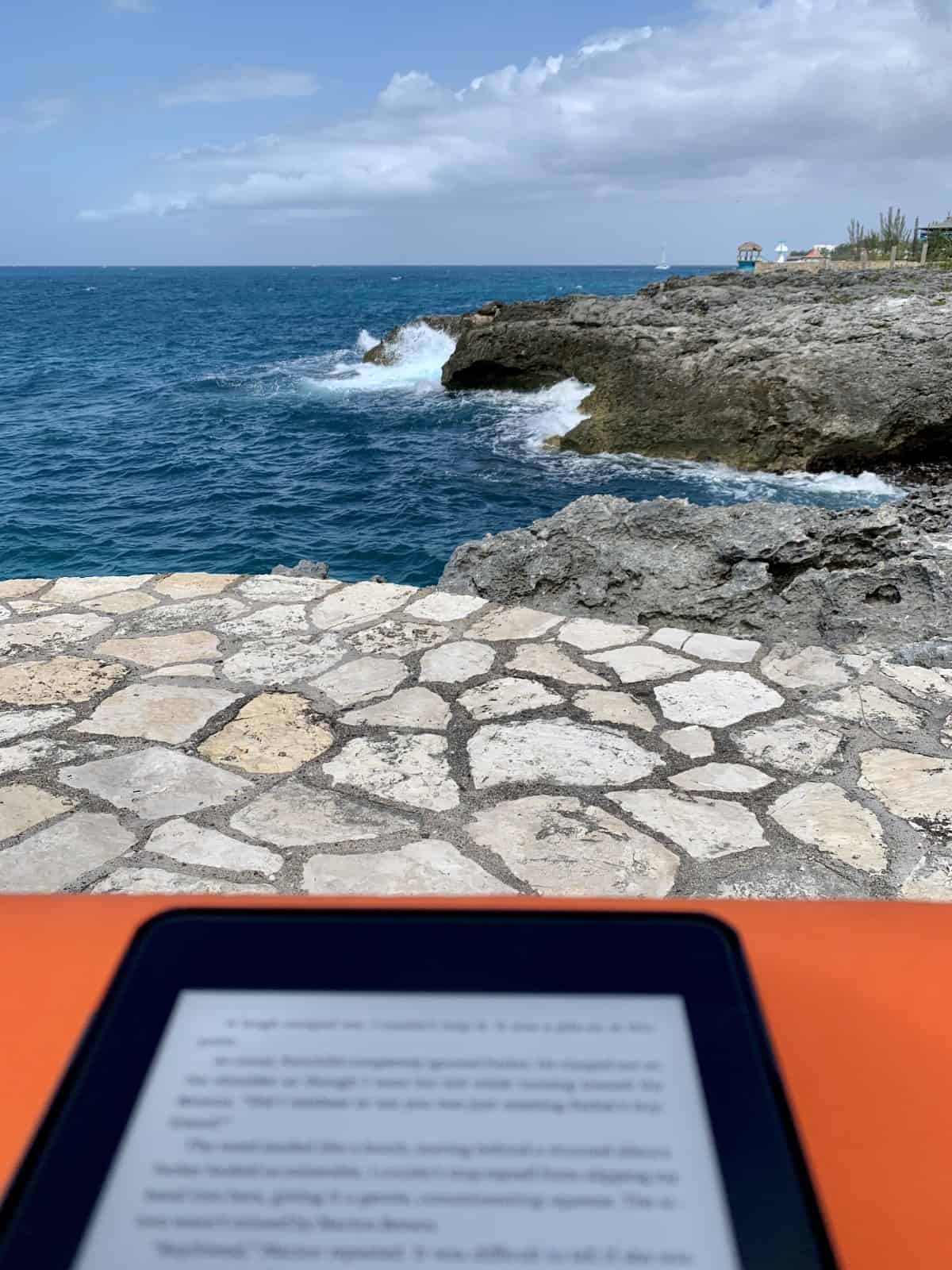 Just me and my kindle...what to do in Negril