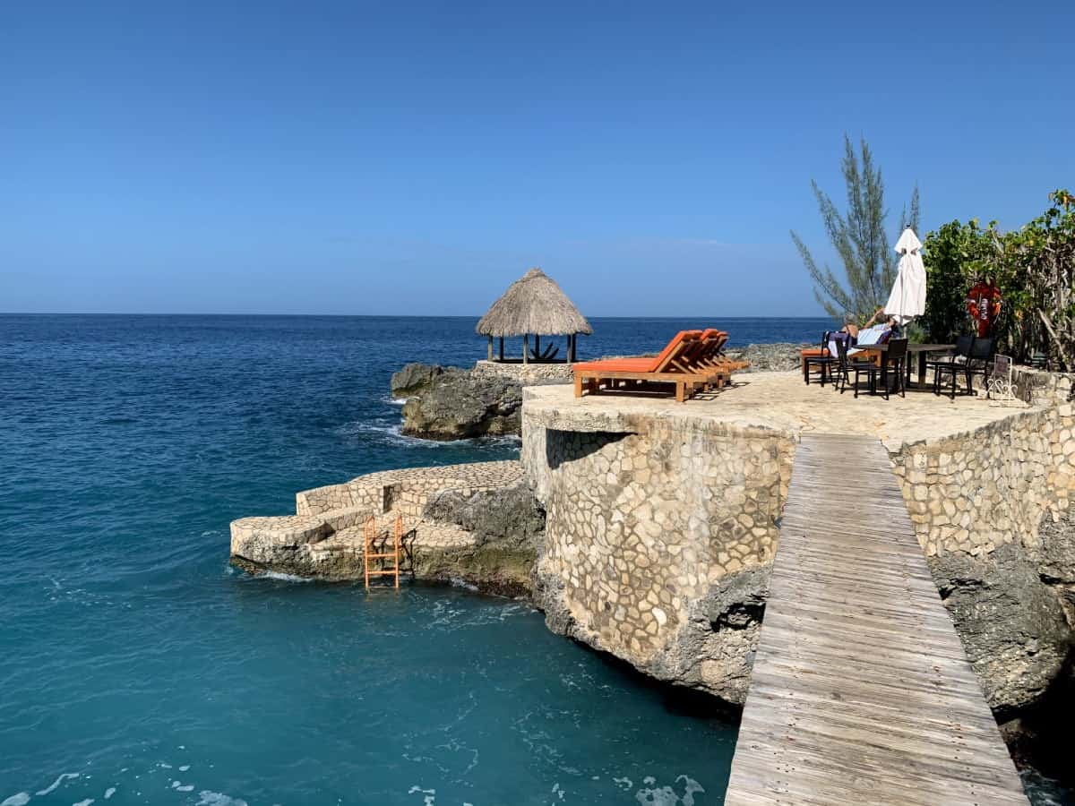 What to do in Negril...enjoy the sun