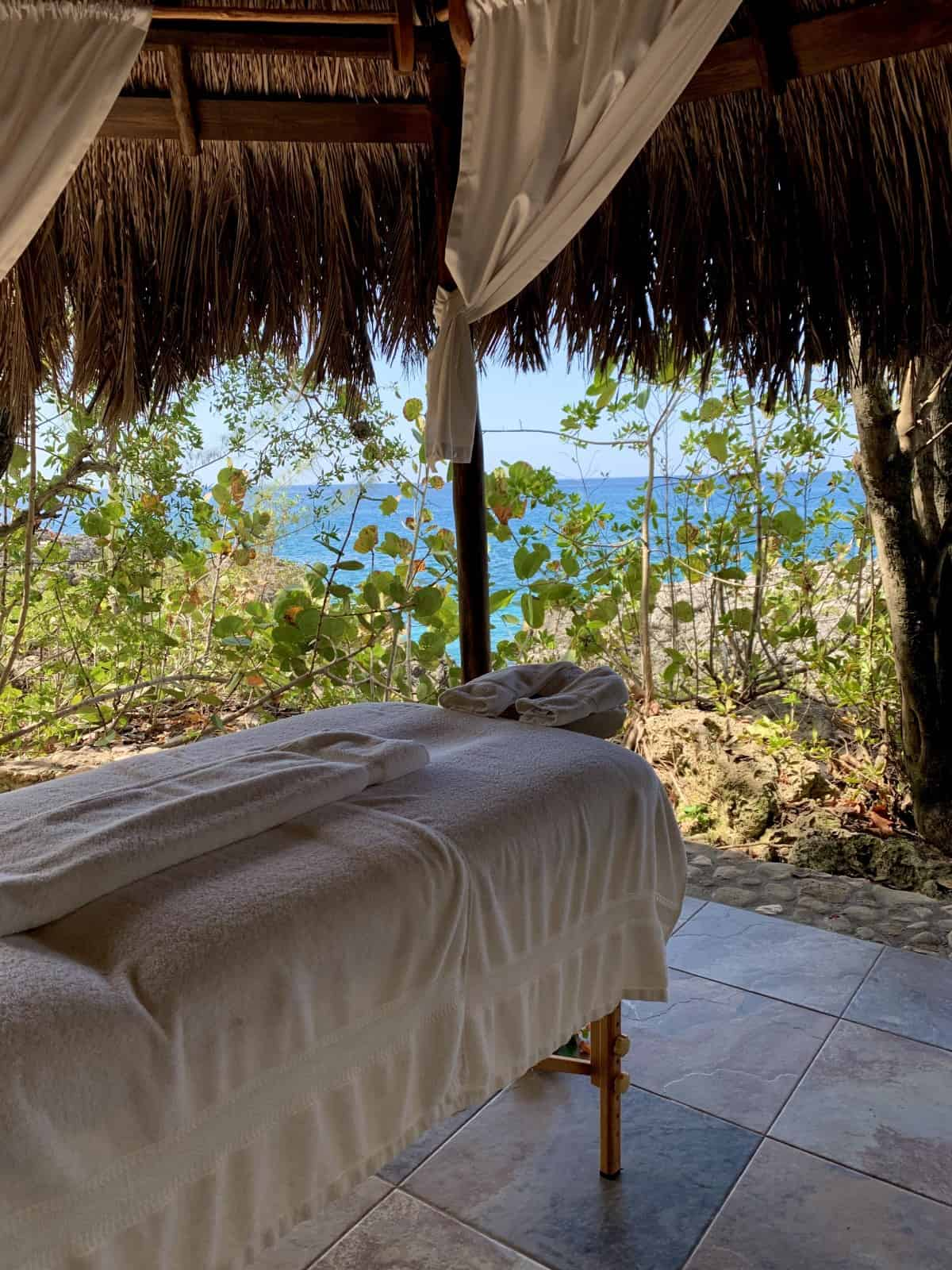 What to do in Negril - get a massage