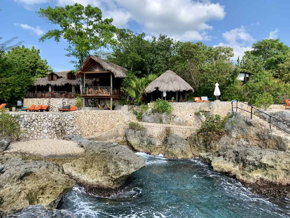 If you're coming to Negril, Jamaica, you have to stay at Tensing Pen