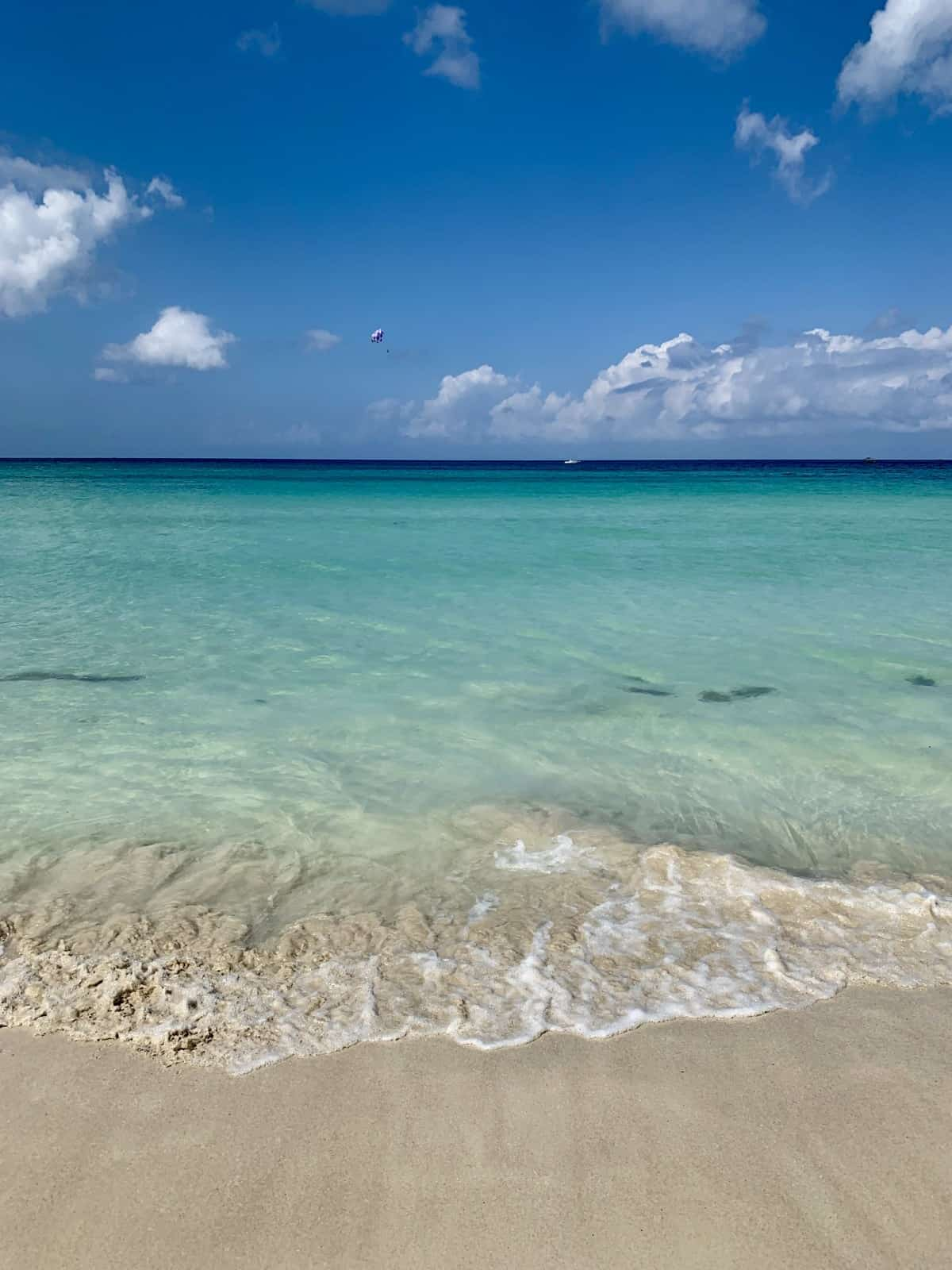 What to do in Negril - visit Seven Mile Beach
