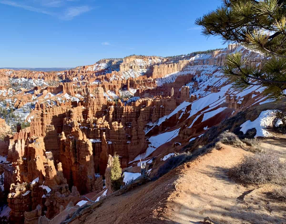 Planning a visit to Zion and Bryce Canyon - the hoodoos of Bryce