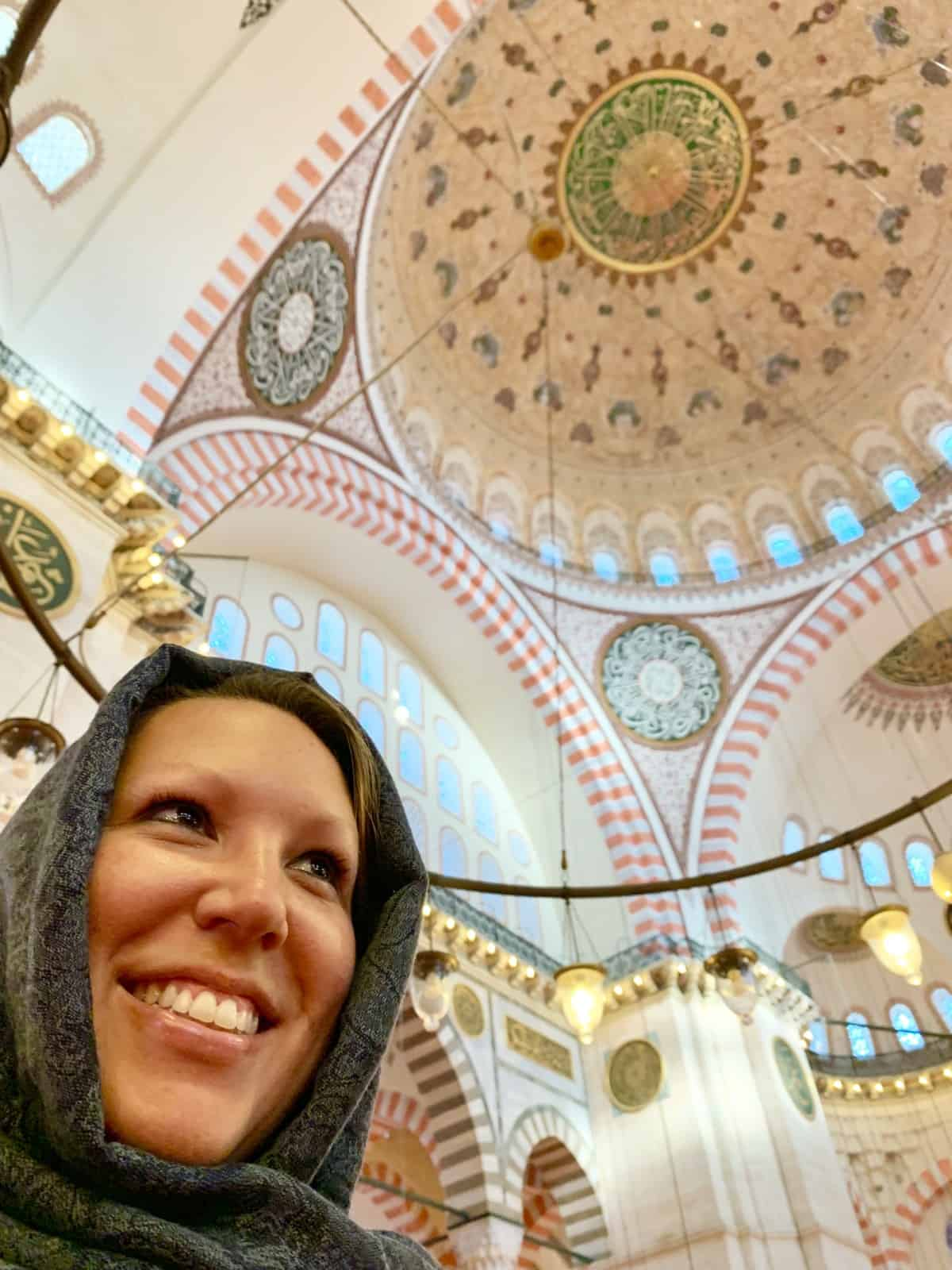 Turkey trip planning tips - how to plan for visiting mosques