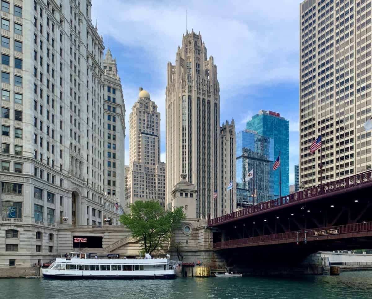 Why The Chicago Architecture Foundation River Cruise Is A Must Do