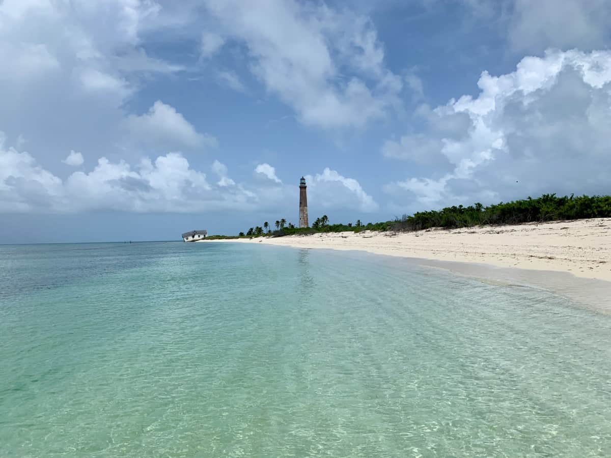 Stunning Loggerhead Key in Dry Tortugas National Park