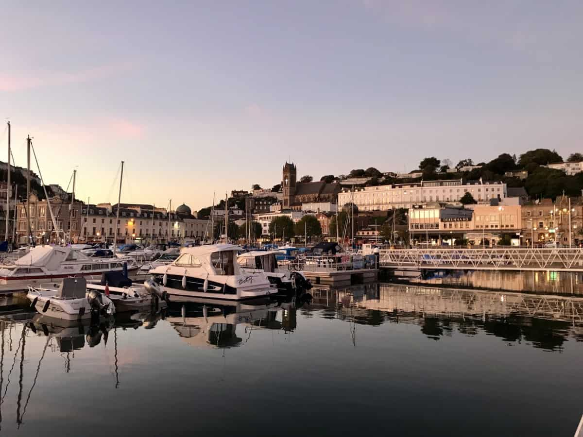 Where to stay in Devon - Torquay makes a great base for southern England explorations