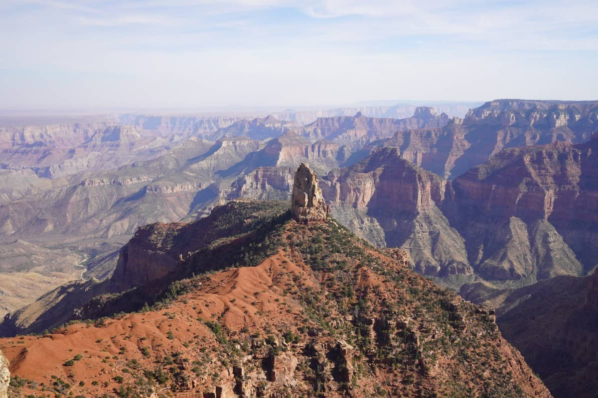 What to see along the North Rim Grand Canyon scenic drive