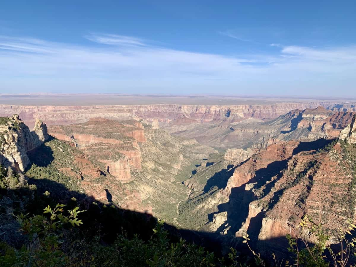 Visiting the North Rim Grand Canyon from St. George, Utah...how to plan a great day trip