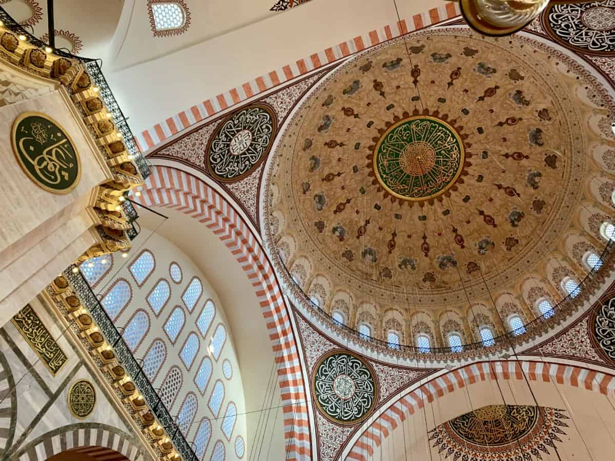How to plan a 7-day (or 10-day) Turkey itinerary - things to do in Istanbul