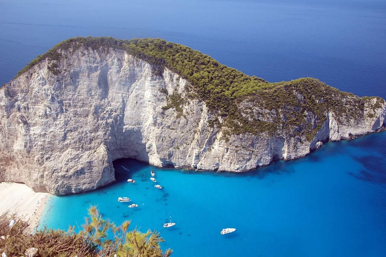 2021 travel destinations - Greek Islands