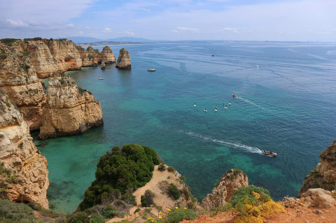 Where to travel in 2021 - consider the Algarve, Portugal