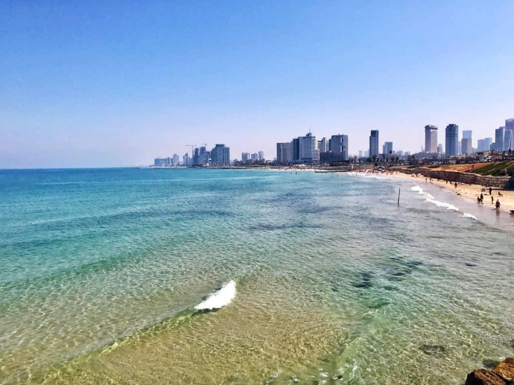 Tel Aviv, Israel, a great travel destination