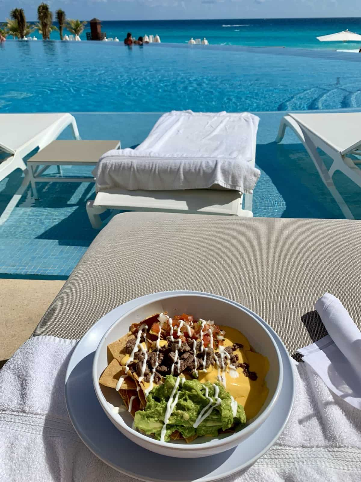 A Guide to LeBlanc Cancun Restaurants | I loved my stay at the LeBlanc Cancun resort, and wanted to provide a detailed review of the food and drink options...which restaurants were best, what dishes to avoid or make sure you get, and where to get the best coffee. This Mexico luxury resort was a wonderful experience! Best Mexico all-inclusive resorts, where to stay in Cancun. #leblanc #cancun #mexico #allinclusive