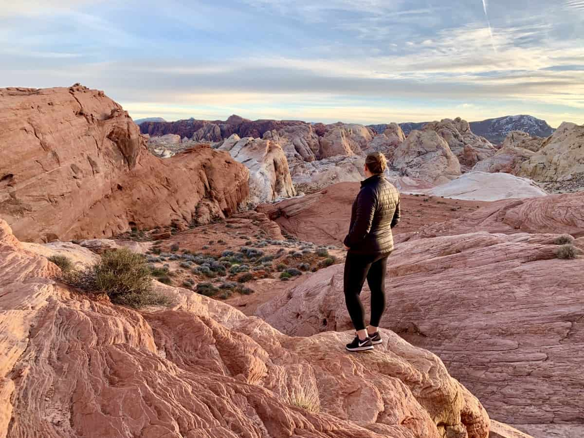 A First-Timer's Guide to St. George, Utah | If you're planning to visit Zion National Park, Bryce Canyon, or any of the other amazing natural beauty in southern Utah, eastern Nevada, or northern Arizona, then St. George is the perfect base! Things to do in St. George, hiking ideas, Snow Canyon State Park, lesser-known places, where to eat, where to stay in St. George, and so much more! Utah travel ideas. #stgeorge #utah #nps #usaroadtrip #ustravel