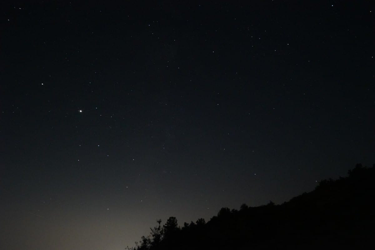 Stargazing is a must when visiting St. George, Utah