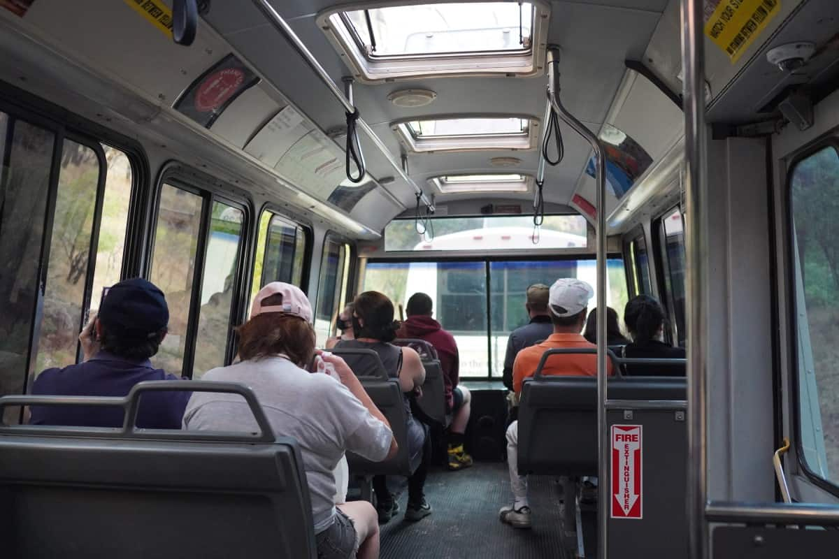 What to know about Zion during COVID, how to get Zion shuttle tickets, anre more