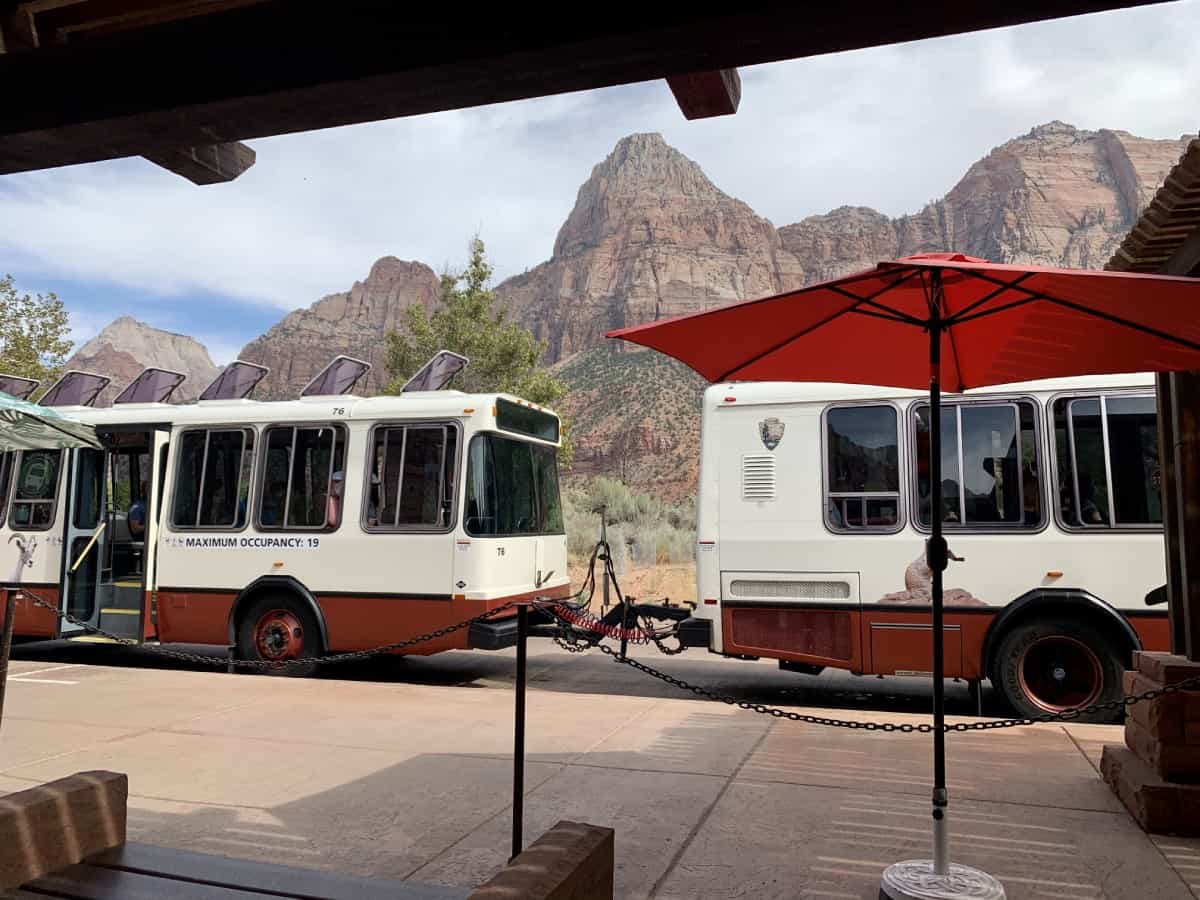 What you need to know about Zion during COVID - how to get Zion shuttle tickets