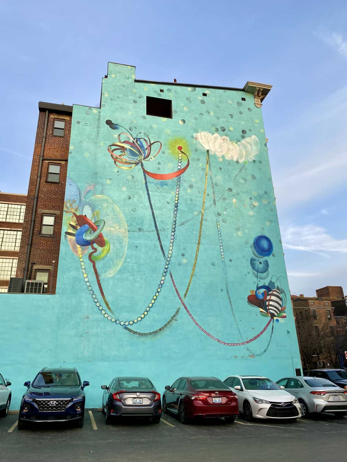 What to see exploring Cincinnati's street art - some of the best murals in Cincinnati