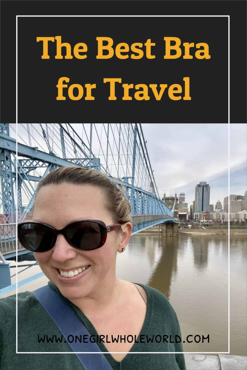 The Best Bra for Travel | My all-time favorite, tons of different styles for different sizes, including (in my opinion) the best travel bra for large breasts.  Having a comfortable bra (and sturdy!) is critical for traveling! #bestbra #travelgear #bras #thirdlove