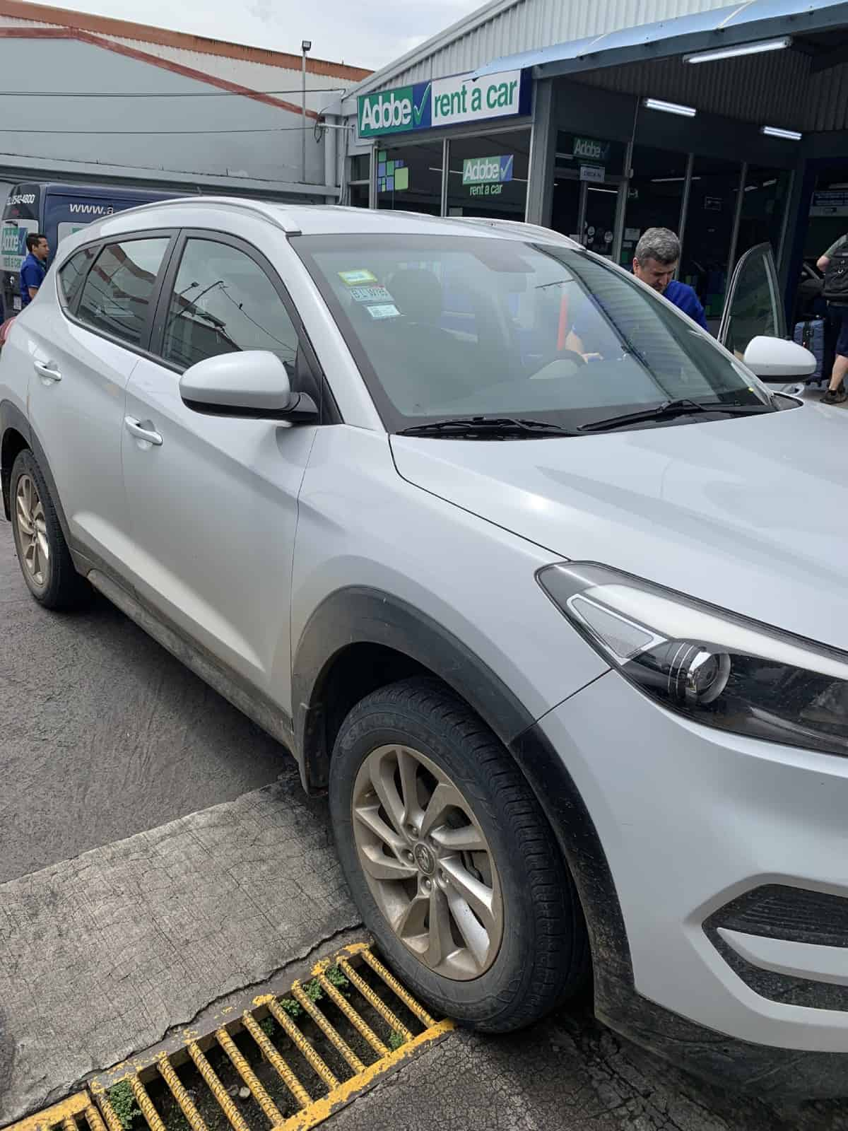 Review of Adobe Rent-A-Car, & What to Expect Renting a Car & Driving | A review of my experience with Adobe Rental Car in Costa Rica. Details about what it's like driving in Costa Rica, about the rental car insurance nuances, and more. #costarica #carrental