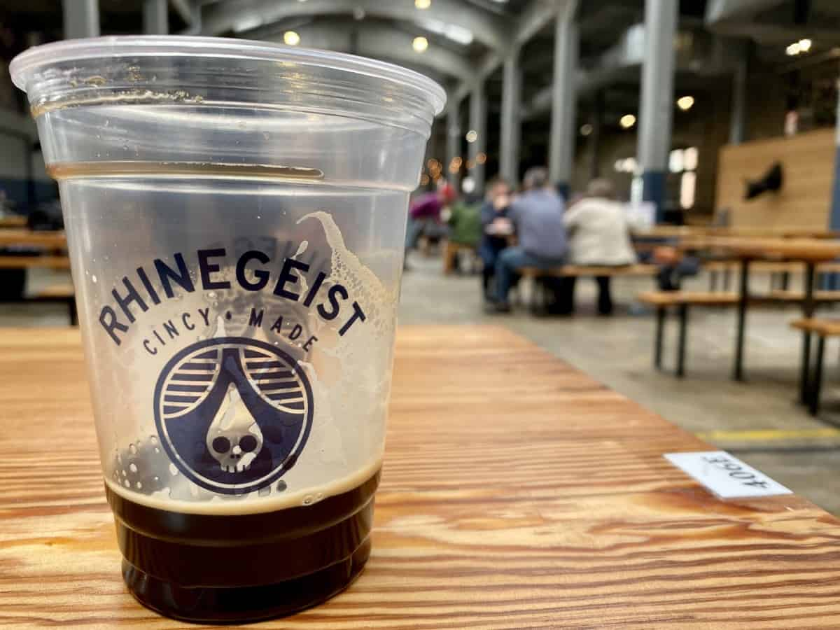 Where to eat in Cincinnati...and don't forget the breweries like Rhinegeist Brewery