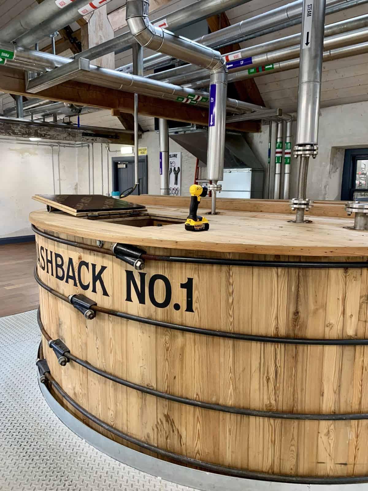 Visiting Ireland's Slane Distillery & Castle - a tour of the whiskey distillery
