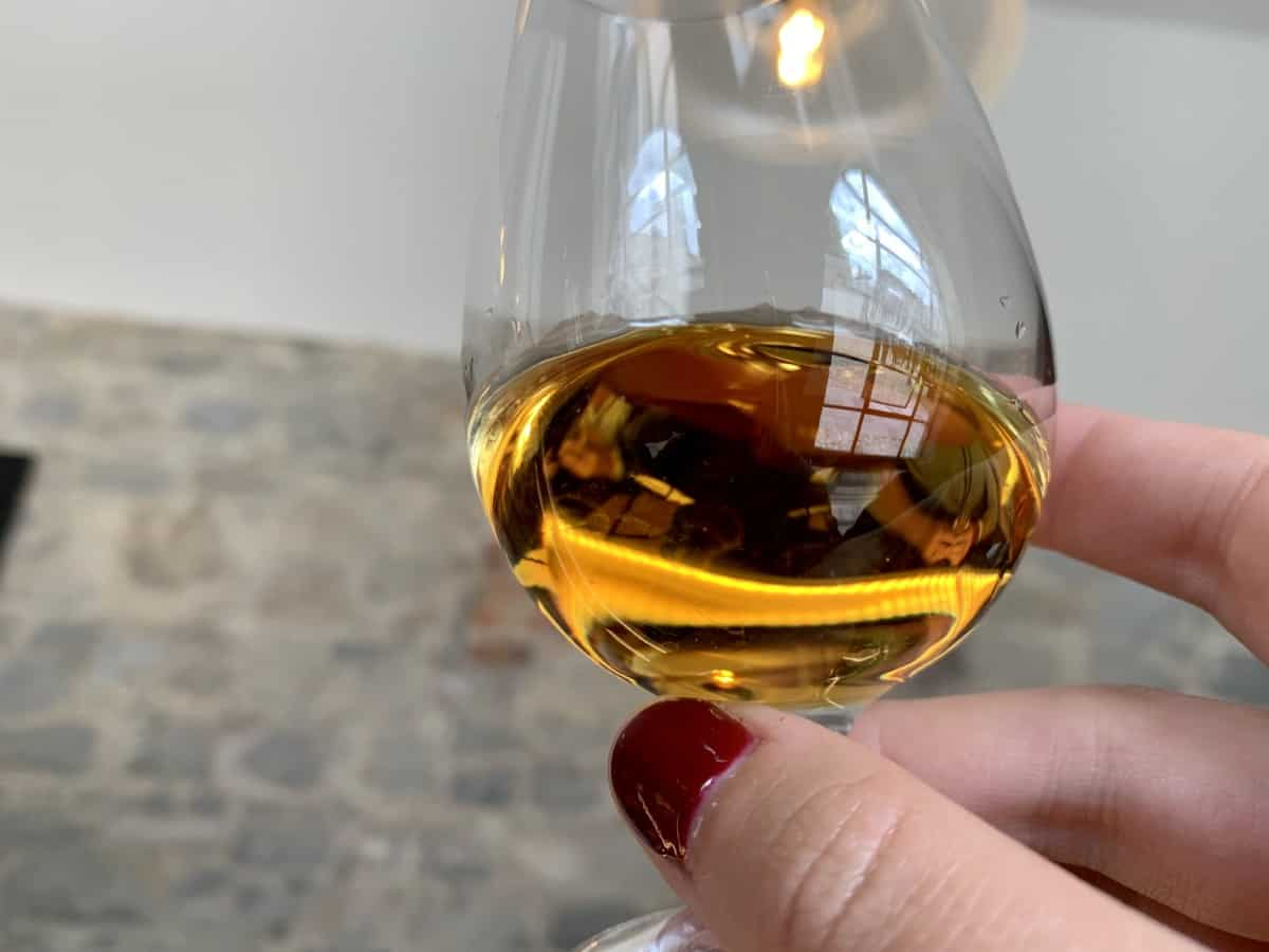 Have a wee dram at the end of your tour of Slane Distillery