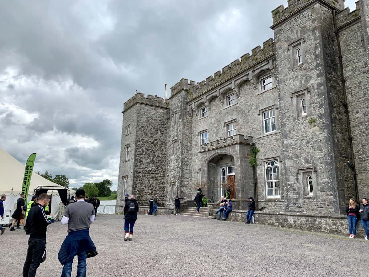 If you're visiting Slane Distillery, make sure to stop by Slane Castle as well