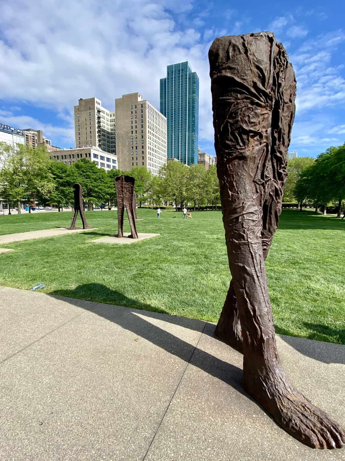 What to do in Chicago - it's a great city for art lovers