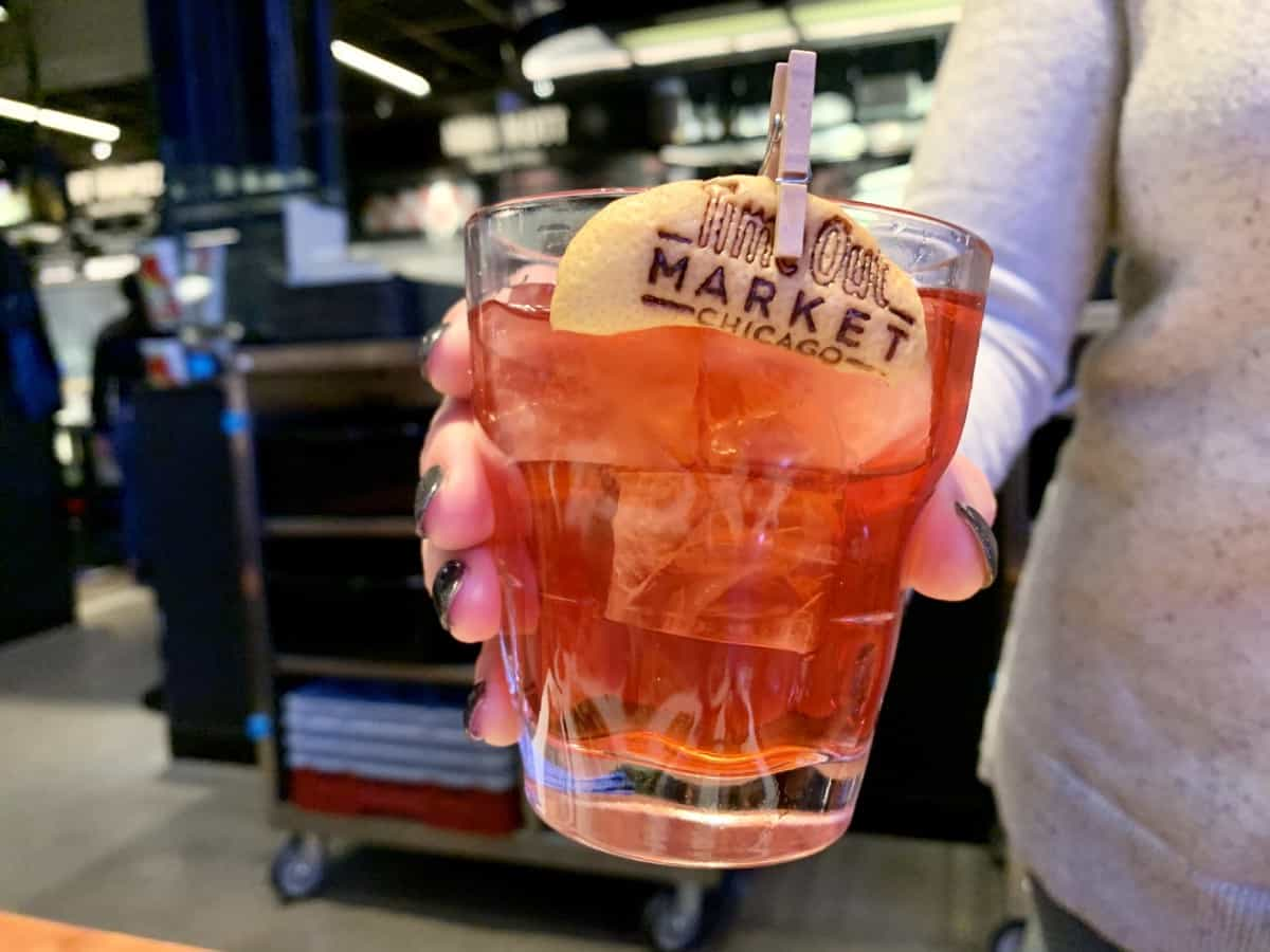 Things to do in Chicago - eat all the things! Time Out Market lets you sample lots of restaurants