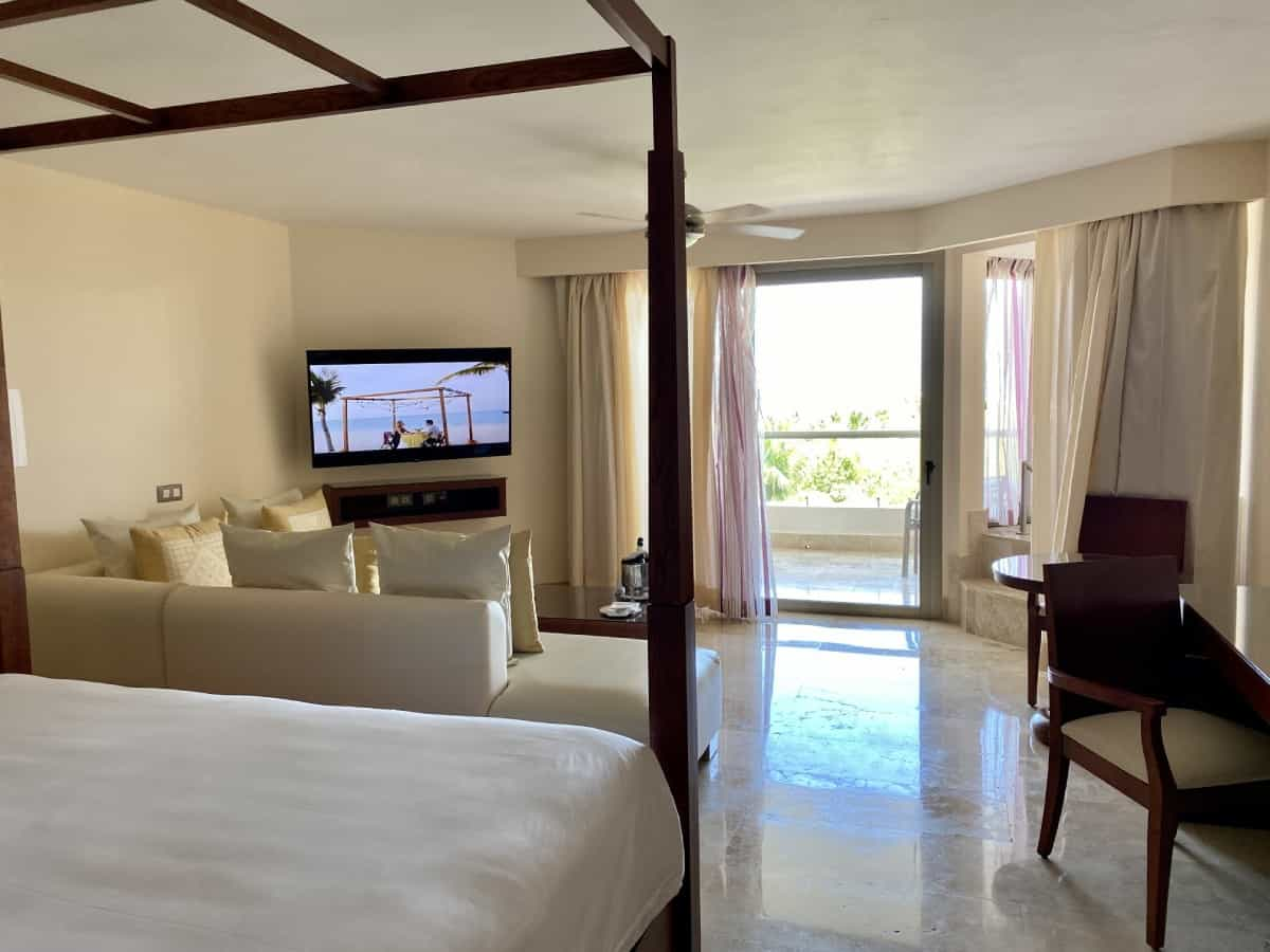 Rooms were nice, cool, & clean - a detailed Excellence Playa Mujeres review