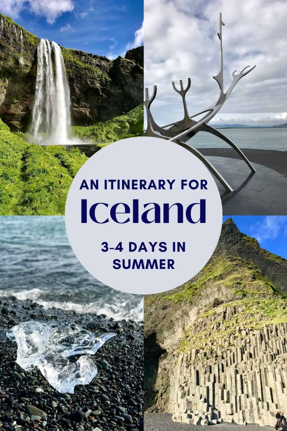 Iceland Itinerary: What to Do in Iceland in Summer   A super in-depth post to help you plan your trip to Iceland...things to do in Iceland during Midnight Sun, Iceland driving tips & rental cars, how to structure your itinerary. What to see on the Golden Circle, things to do on Iceland's South Coast, Reykjavik tips, & more! #iceland #roadtrip #goldencircle #icelanditinerary #vik #jokusarlon #glacierhiking #silfrasnorkeling