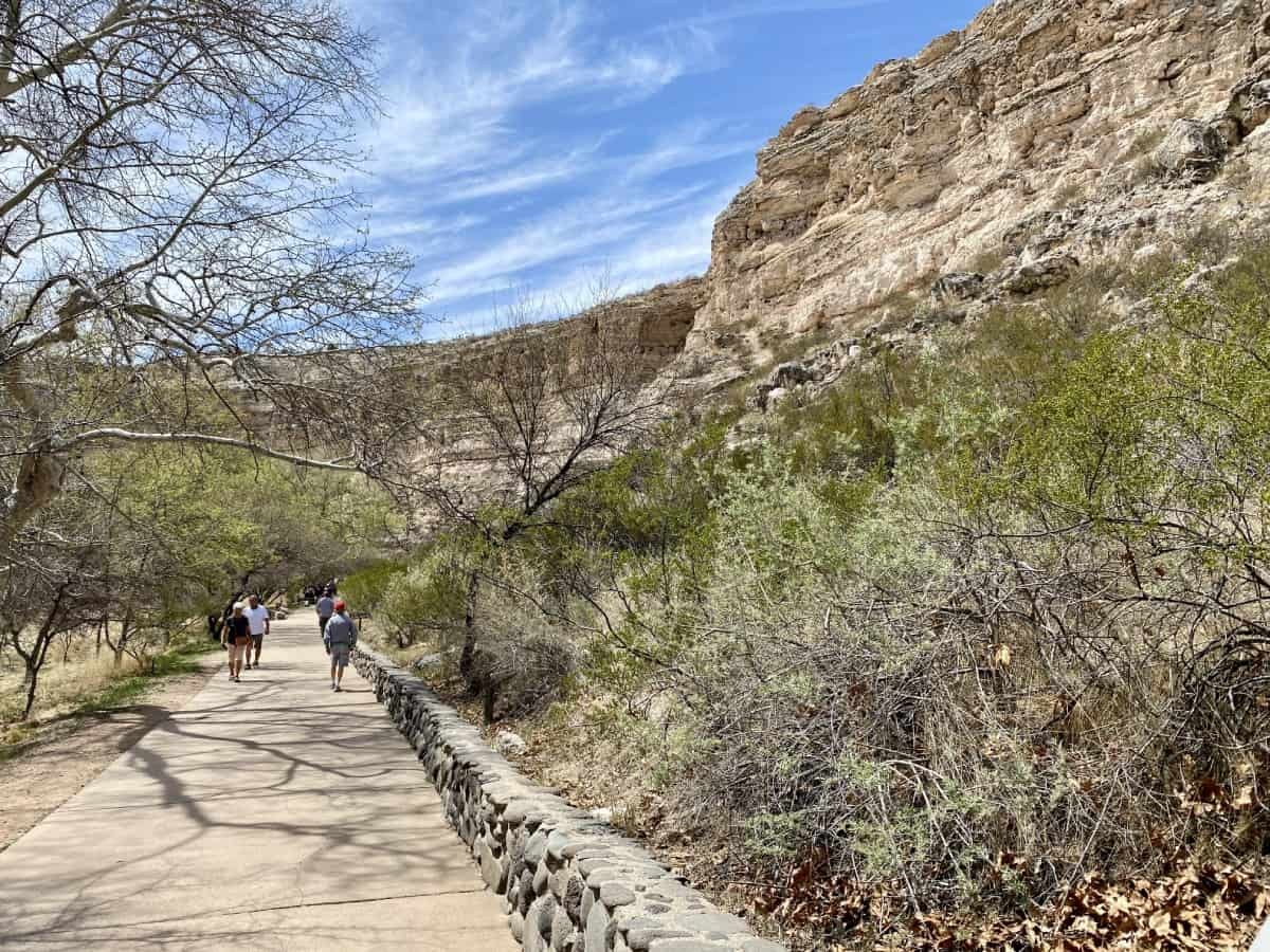 Alcantara Vineyards & Montezuma Castle are perfect stops if you're looking for things to see between Phoenix and Sedona