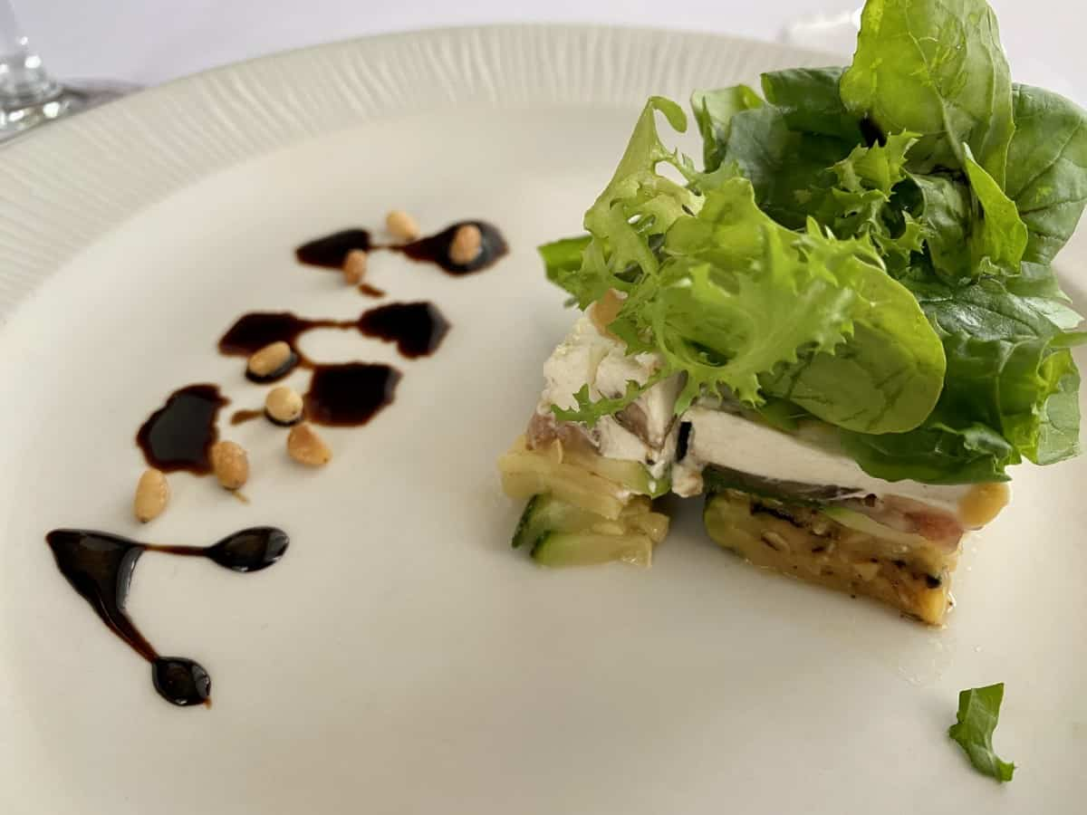 Detailed review of LeBlanc Cancun vs. Excellence Playa Mujeres - the food at EPM was hit and miss