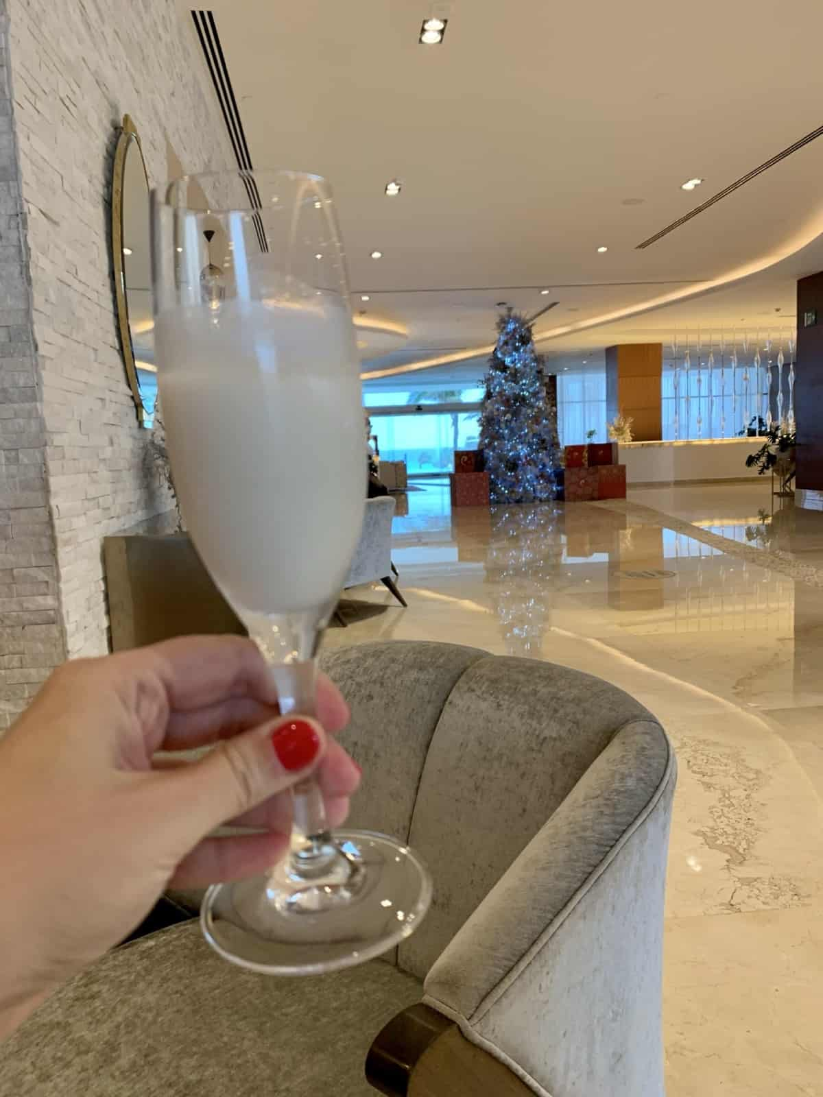 Detailed review of LeBlanc Cancun vs. Excellence Playa Mujeres - a lovely welcome at LeBlanc