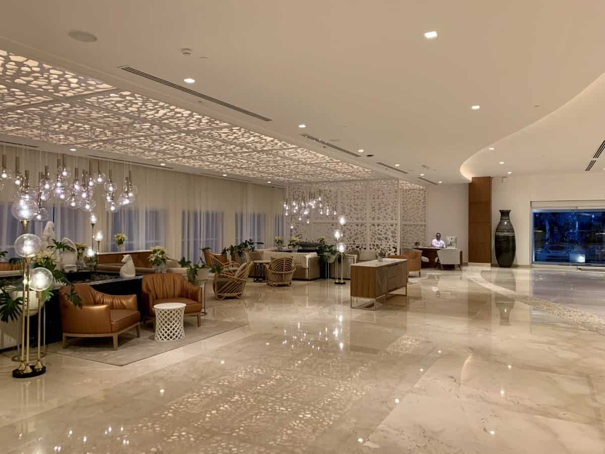 Detailed review of LeBlanc Cancun vs. Excellence Playa Mujeres - I loved all the LeBlanc decor