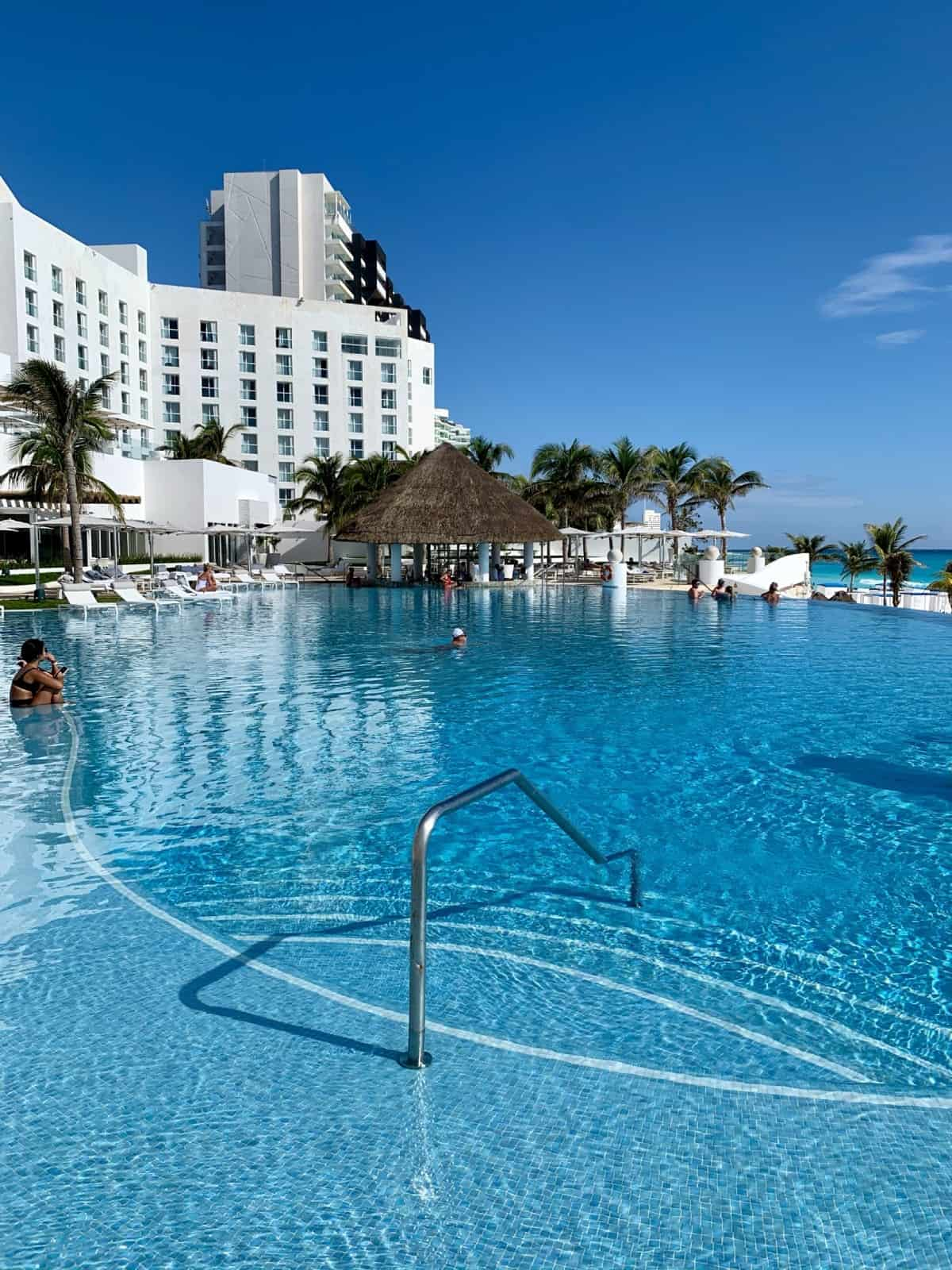 LeBlanc Cancun vs. Excellence Playa Mujeres | A detailed comparison of two of Cancun's top resorts, what to expect from rooms, service, food and drink, beach, pools, and more. Deep review of LeBlanc vs. EPM in Cancun area, what to do in Cancun, best Cancun resorts, where to stay in Cancun, top Mexico resorts. #cancun #mexico #leblanc #allinclusive #luxury