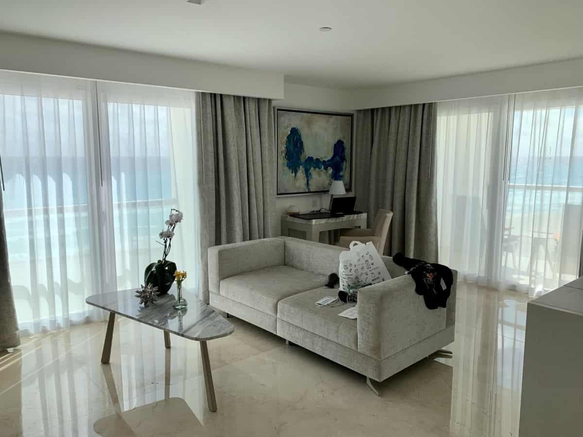 Detailed review of LeBlanc vs. EPM - beautiful rooms at LeBlanc